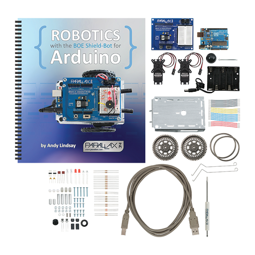 Boe Shield Robot and Curriculum Bundle