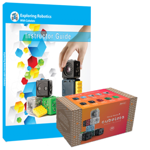 Cubelets 12 Pack with Single Curriculum