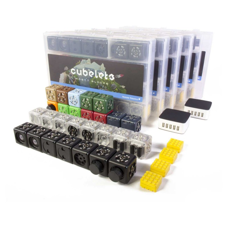 Cubelets Large Makerspace Package