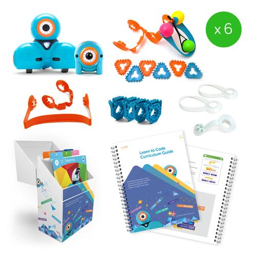 Dash and Dot Class 6 Pack