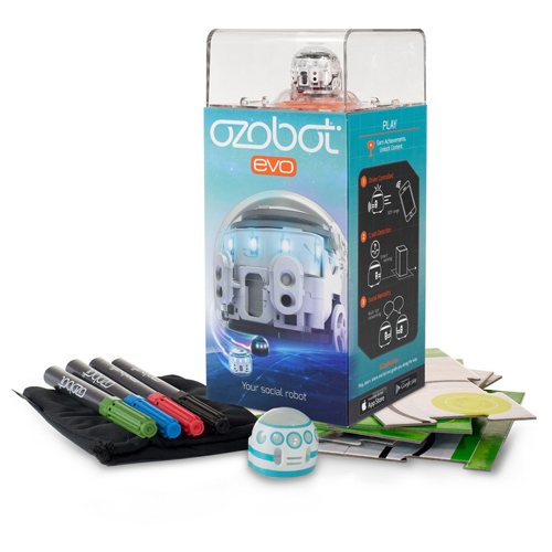 Ozobot Evo with Curriculum