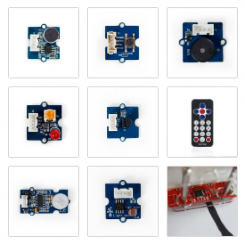 GoPiGo Sensor Kit 1 5 Pack