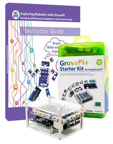 GrovePi Starter Package with Single User License