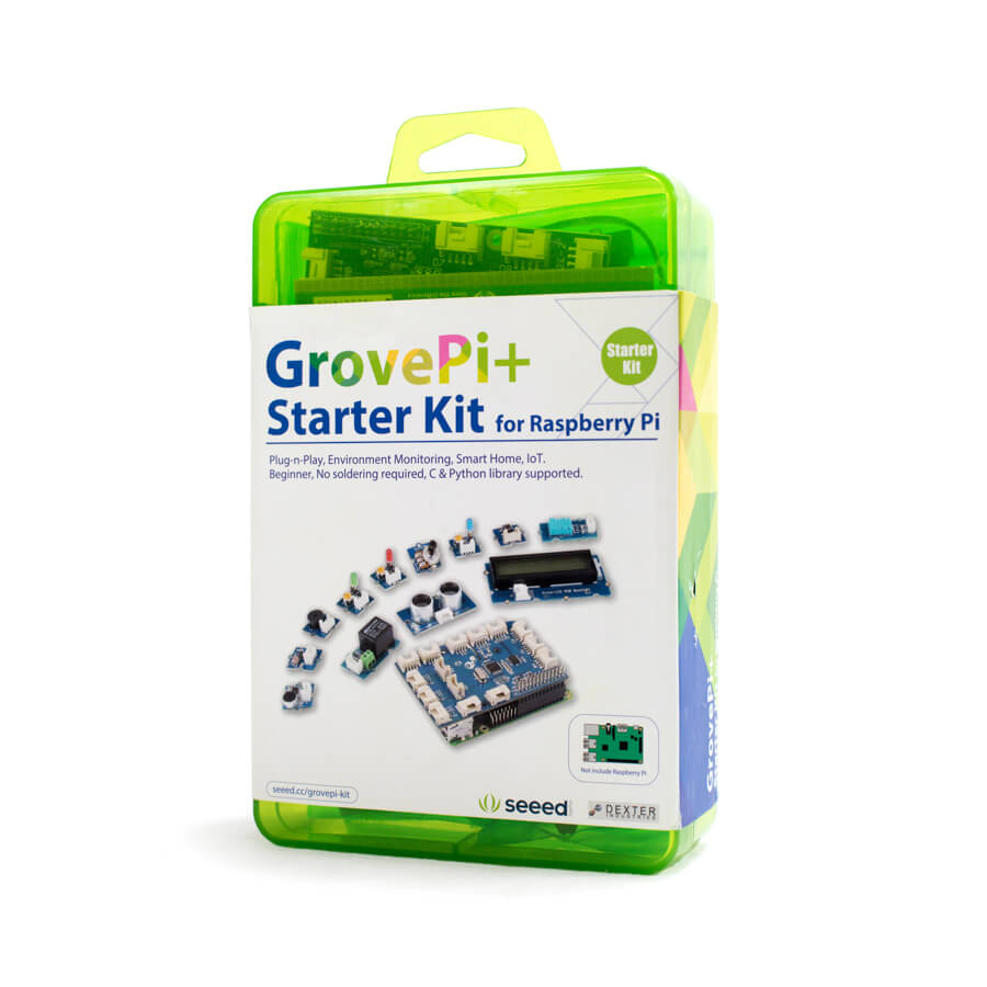 GrovePi Starter Kit