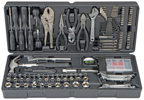 teacher tools storage case