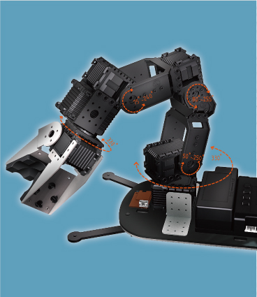 robotic arm intro 3 r
