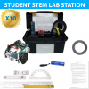 Exploring Coding and Electronics with Boe-Bot  STEM Lab 10 Pack