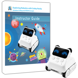 Exploring Coding and Mars with Codey Rocky Curriculum Bundle