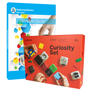 Exploring STEAM with Cubelets Curriculum Bundle