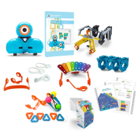 Exploring Coding with Dash Robot Adventure Pack Curriculum Bundle