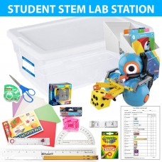 Exploring Coding with Dash Adventure Pack STEM Lab Student Station