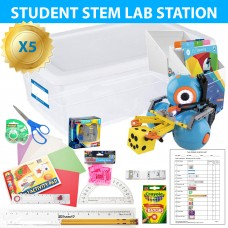 Exploring Coding with Dash Adventure Class 5 Pack - 5 STEM Labs