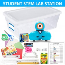 Exploring Coding with Dash STEM Lab Student Station