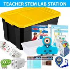 Exploring Coding with Dash Robot CS/STEM Lab Teacher Station for grades K-6