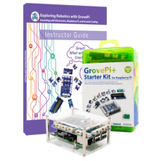 GrovePi Single Bundle - Starter Kit with Curriculum