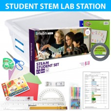 Exploring Inventing with littleBits STEM Lab Student Station
