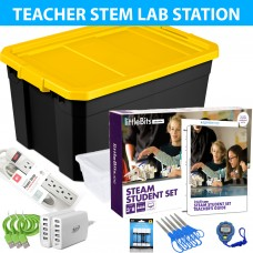 Exploring Inventing with littleBits Stem Lab Teacher Station