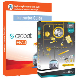 Exploring Coding with Ozobot Evo Curriculum Bundle