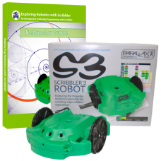 Exploring Coding with Scribbler S3 Robot Curriculum Bundle
