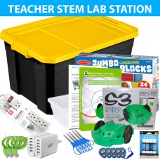 Exploring Coding with Scribbler S3 STEM Lab Teacher Station