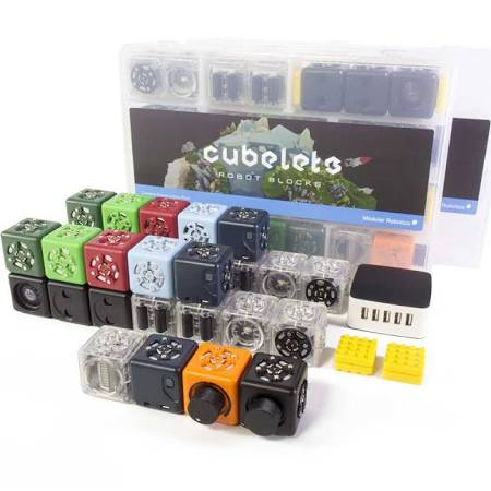 Cubelets Creative Constructors Club Package
