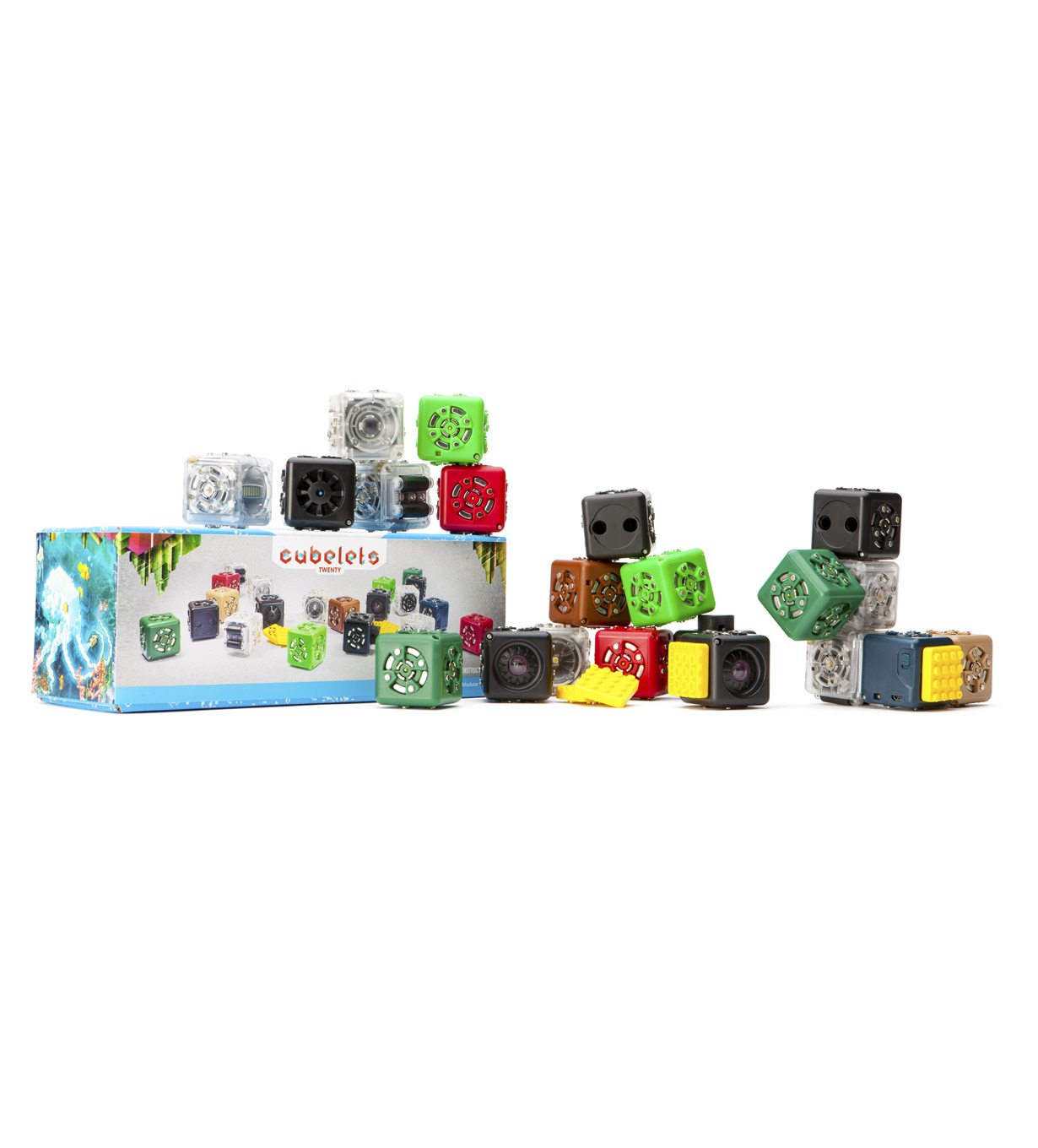 Cubelets 20 Pack