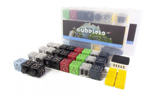 Cubelets Small Makerspace Package